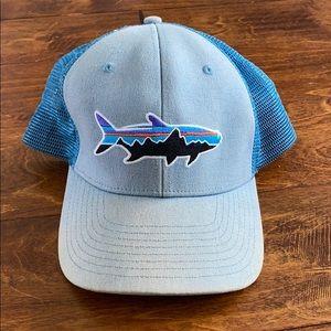Patagonia shark hat